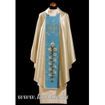 Chasuble, Vestment - gold /1-46