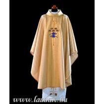 Chasuble, Vestment - gold /2-56