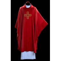 Chasuble, Vestment - red /2-92A