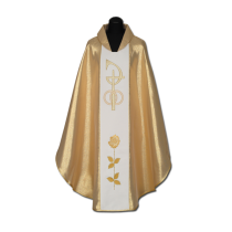 Chasuble, Vestment - gold /A-722