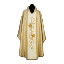 Chasuble, Vestment - gold /A-718