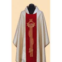 Chasuble, Vestment - gold /A-715