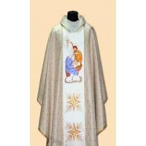 Chasuble, Vestment - gold /A-731