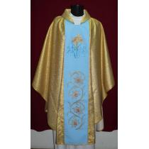 Chasuble, Vestment - gold /A-724