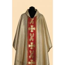 Chasuble, Vestment - gold /A-636