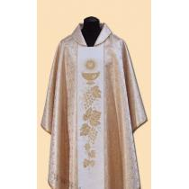 Chasuble, Vestment - gold /A-641