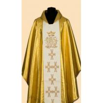 Chasuble, Vestment - gold /A-720