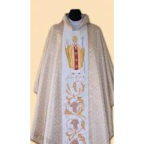 Chasuble, Vestment - gold  /A-727