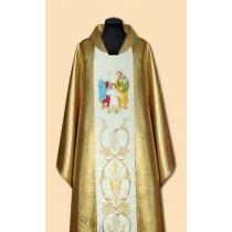 Chasuble, Vestment - gold /A-729