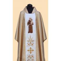Chasuble, Vestment - gold /A-732