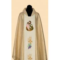 Chasuble, Vestment - gold /A-735