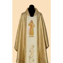 Chasuble, Vestment - gold /A-736
