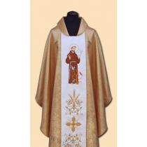 Chasuble, Vestment - gold /A-738