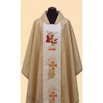 Chasuble, Vestment - gold /A-740