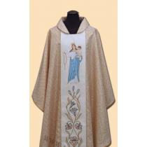 Chasuble, Vestment - gold /A-750