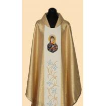 Chasuble, Vestment - gold /A-753