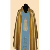 Chasuble, Vestment - gold  /A-756