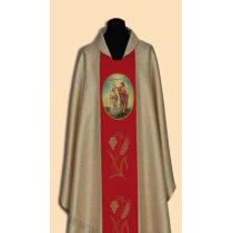 Chasuble, Vestment - gold /A-747