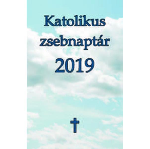 igeliturgikus naptár 2019 Katolikus zsebnaptár 2019 2   Készleten   Kalendárium Naptárok   a igeliturgikus naptár 2019